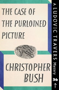 Cover The Case of the Purloined Picture