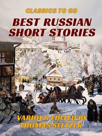 Cover Best Russian Short Stories
