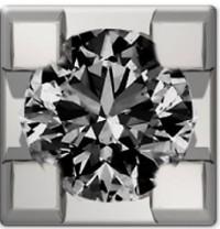 Cover Diamante nero