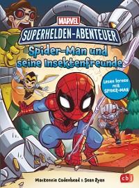 Cover MARVEL Superhelden Abenteuer – Spider-Man und seine Insektenfreunde