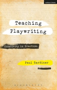 Cover Teaching Playwriting