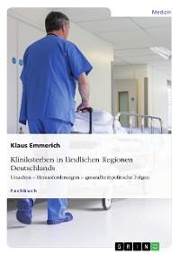 Cover Kliniksterben in ländlichen Regionen Deutschlands
