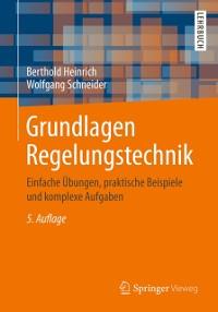 Cover Grundlagen Regelungstechnik
