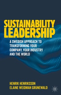 Cover Sustainability Leadership