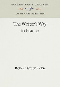 Cover The Writer's Way in France