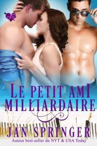 Cover Le petit ami milliardaire