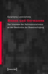 Cover Hexen und Germanen