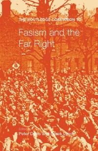 Cover Routledge Companion to Fascism and the Far Right