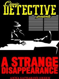 Cover A Strange Disappearance