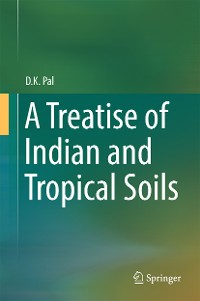 Cover A Treatise of Indian and Tropical Soils