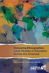 Cover Comparing Ethnographies
