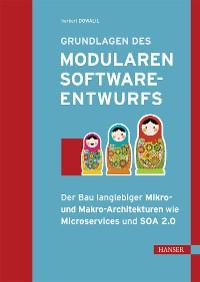 Cover Grundlagen des modularen Softwareentwurfs