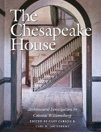 Cover The Chesapeake House