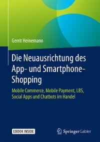 Cover Die Neuausrichtung des App- und Smartphone-Shopping