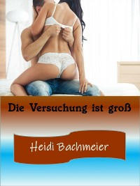Cover Die Versuchung ist groß