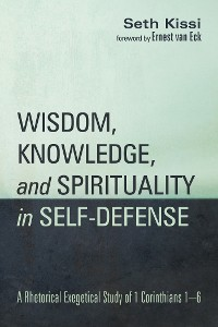 Cover Wisdom, Knowledge, and Spirituality in Self-defense