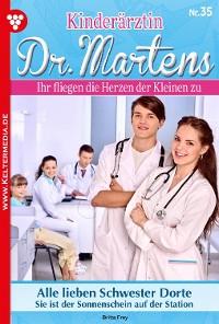 Cover Kinderärztin Dr. Martens 35 – Arztroman