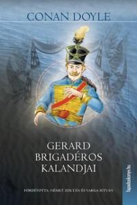 Cover Gerard brigaderos kalandjai