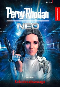 Cover Perry Rhodan Neo 139: Schicksalswaage