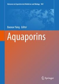 Cover Aquaporins