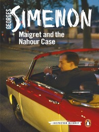 Cover Maigret and the Nahour Case