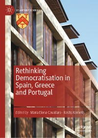 Cover Rethinking Democratisation in Spain, Greece and Portugal