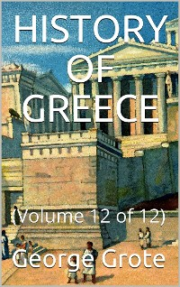 Cover History of Greece, Volume 12 (of 12)