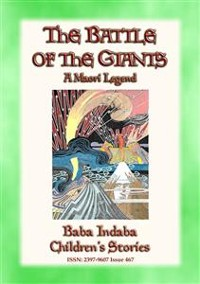 Cover THE BATTLE OF THE GIANTS - A Maori Legend of New Zealand