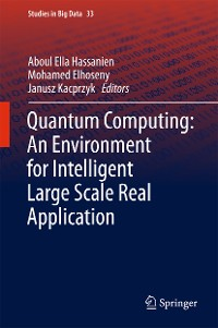 Cover Quantum Computing:An Environment for Intelligent Large Scale Real Application