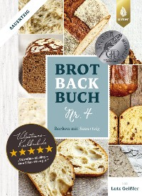 Cover Brotbackbuch Nr. 4