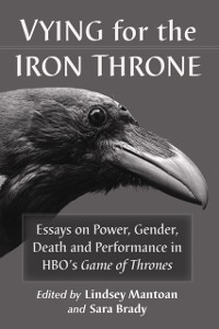 Cover Vying for the Iron Throne