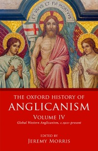 Cover Oxford History of Anglicanism, Volume IV