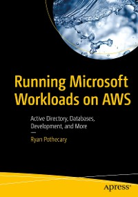 Cover Running Microsoft Workloads on AWS