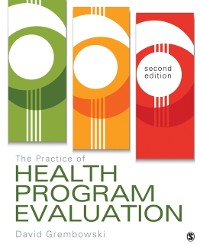 Cover Practice of Health Program Evaluation