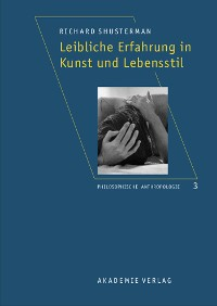 Cover Leibliche Erfahrung in Kunst und Lebensstil