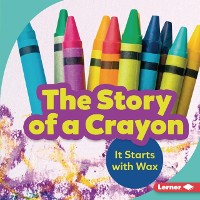 Cover Story of a Crayon