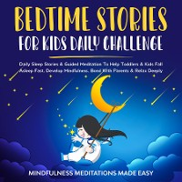 Cover Bedtime Stories For Kids Daily Challenge