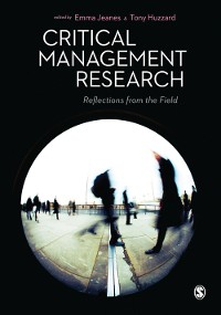 Cover Critical Management Research