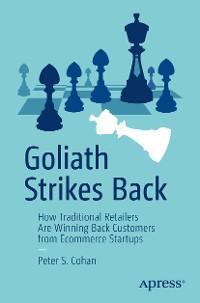 Cover Goliath Strikes Back