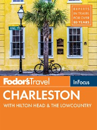 Cover Fodor's In Focus Charleston