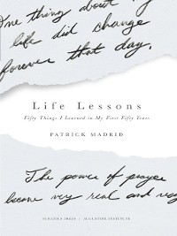 Cover Life Lessons
