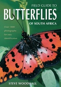 Cover Field Guide to Butterflies of South Africa