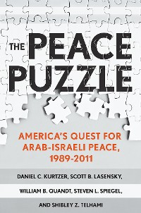 Cover The Peace Puzzle