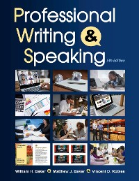 Cover Professional Writing and Speaking