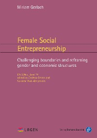 Cover Female Social Entrepreneurship