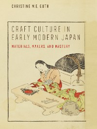 Cover Craft Culture in Early Modern Japan