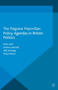 Cover Policy Agendas in British Politics