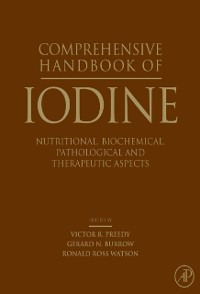 Cover Comprehensive Handbook of Iodine