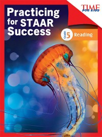 Cover TIME FOR KIDS Practicing for STAAR Success: Reading: Grade 5