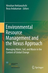 Cover Environmental Resource Management and the Nexus Approach